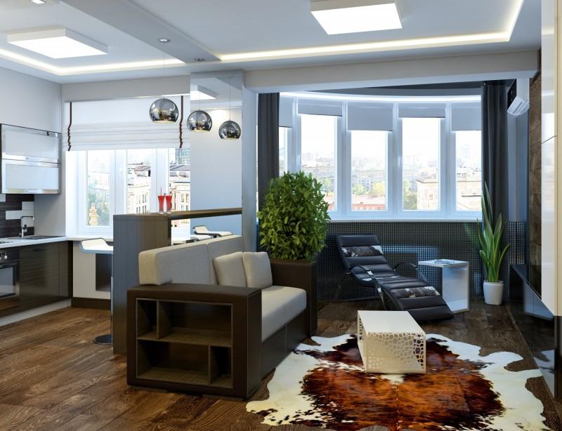 Дизайн ремонта квартир студия фото